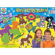 Pet Parade! Family Activity Perler Bead Kit - Herrschners
