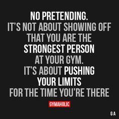 No Pretending