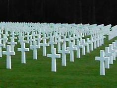 WWII Cemeteries and Luxembourg City