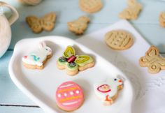 Biscotti di Pasqua senza glutine