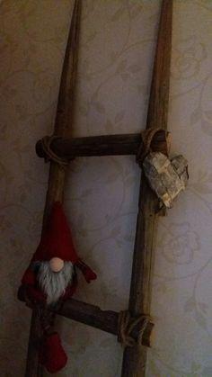 Ladder Decor, Christmas, Home Decor, Dekoration, Xmas, Decoration Home, Room Decor, Navidad, Noel