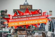 Local self storage units are versatile and is a perfect storage solution for all your needs! Here, we share with you how it can help you go for your passion. Read further! Self Storage Units, Successful Business, Storage Solutions, Sydney, The Unit, Passion