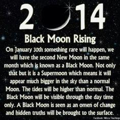 Black moon 1-30-14