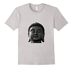 This tee shirt is for men, women, or teens that either choose to practice buddhism, various meditations (mindfulness, vipassana, zen), or just like this style and are peaceful people in general. Wear this zen buddha shirt, and remind the people around you of happiness, compassion and love for all sentient beings! Cool Tee Shirts, Great T Shirts, Buddha Zen, Buddhism, Compassion, Tees, Mens Tops, How To Wear, Happiness