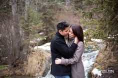 Pre wedding engagement session Calgary. Wedding Photographer, Debbie Wong