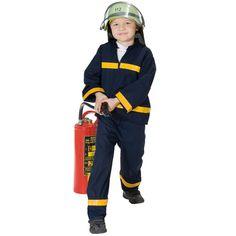 Brandweer kostuum kind fireman #diy #verkleedkleding #verkleedkleren #verkleedkist Costumes, Sewing, Kids, Style, Fashion, Fire Department, Young Children, Swag, Moda