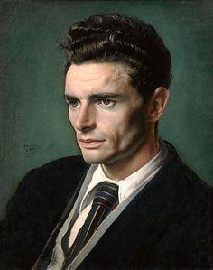 Pietro Annigoni - Mr. Rydy (1949)