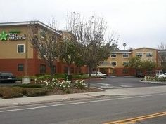 Santa Barbara (CA) Extended Stay America - Santa Barbara - Calle Real United States, North America Extended Stay America - Santa Barbara - Calle Real is a popular choice amongst travelers in Santa Barbara (CA), whether exploring or just passing through. The hotel has everything you need for a comfortable stay. Service-minded staff will welcome and guide you at the Extended Stay America - Santa Barbara - Calle Real. Each guestroom is elegantly furnished and equipped with handy ...