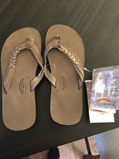 f3e56352100 Rainbow Sandals-kids Size 4 5  fashion  clothing  shoes  accessories
