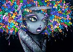 Vinie Graffiti – Funky Hair Spray | ISTHISTHEFUTURE