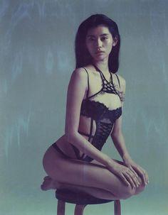 Lily Donaldson, Maria Borges, Ming Xi, Yumi Lambert in 10 Magazine Summer 2016 by Vanina Sorrenti