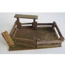 Resultado de imagen para casas para pesebres en madera