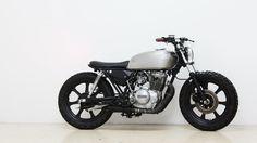 Born Motor Co's Yamaha XS 400