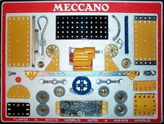 1970 meccano sets - Google Search