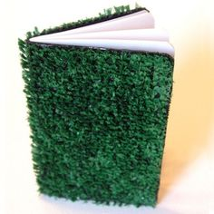 Grass Journal by robayre on Etsy, $ 15.00
