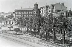 Paseode Gómiz. Archivo Municipal. Colección Francisco Sánchez