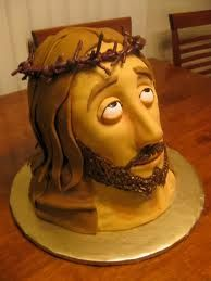 Jesus Cakes AWESOME