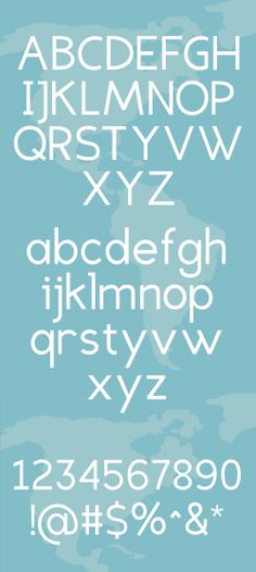 Eligible Sans fonts glyphs #freefonts #fontsfordesigners #freefonts2014 #stylishfonts