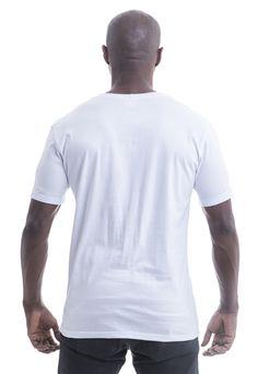 e9b4b338a98ee Camiseta Blast Fit Branca Você é o bichão mesmo