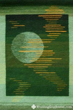 Your Daily Dose of Inspiration! Wonder, handwoven by Alex George Sullivan.