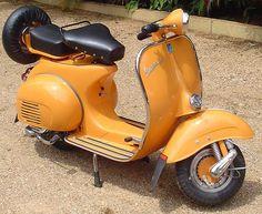 Vespa 150 - 1962.