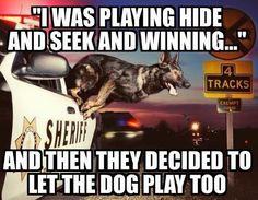 Sacramento County Sheriff's Department getting it done! #policememes