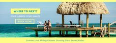 Celebrate you summer love at Coco Plum Island Resort and save as much as off our All Inclusive Package! Belize All Inclusive, All Inclusive Honeymoon, All Inclusive Packages, Romantic Honeymoon, Midnight Kisses, Plum Island, Island Resort, Summer Of Love, Romantic Honeymoon Destinations