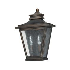 Capital Lighting 9460OB - Astor 2 Light Outdoor Sconce, Old Bronze