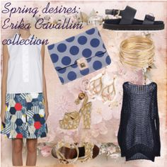"""Spring desires"" by antonella-taurino on Polyvore"