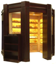The Humidor Store - Walk-in