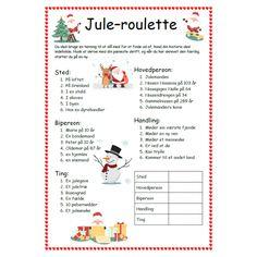 Jule-roulette