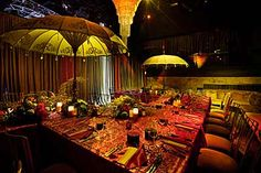 Moroccan-themed bday party at MGM