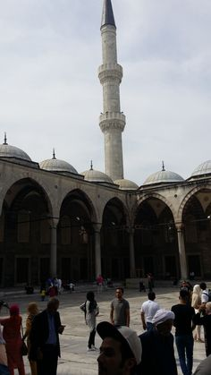 sultan ahmed mosque by ayman elsammak - Photo 224249823 / Sultan Ahmed Mosque, Istanbul, Louvre, Explore, Building, Travel, Viajes, Buildings, Destinations