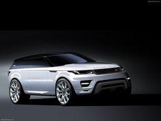 Land Rover Sport Sketch
