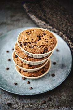 Brookies au chocolat et café - Notre recette de brookies est vraiment à croquer. Mi-brownie, mi-cookie, ce petit gâteau moelleux au chocolat et café devrait faire fondre toute la tablée à l'heure du goûter !