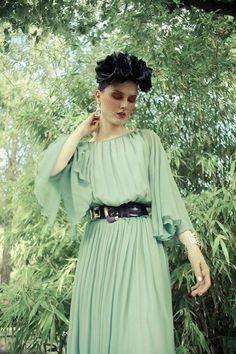 Pura magia natural #vestidos #complementos #bodas #bodamas