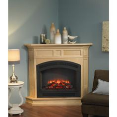 electric fire, Recessed electric fireplace | Salionas | Pinterest | Electric  fires, Electric fireplaces and Fire