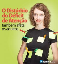 Cinco sinais do Distúrbio de Déficit de Atenção (TDAH)