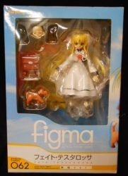 マックスファクトリー figma 魔法少女リリカルなのはMOVIE 1ST062フェイトテスタロッサ 制服ver.