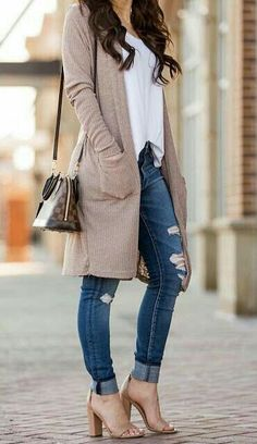 58 Trendy Dress For Work Casual Cardigans Source by OutfitsforWork winter Casual Dresses Summer Work Outfits, Cute Fall Outfits, Casual Winter Outfits, Outfit Summer, Dress Casual, Classy Dress, Casual Fall, Stylish Work Outfits, Date Outfit Casual