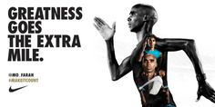 ManaMedia UK LTD : Client: Nike UK, Advertising Agency: W+K London, Campaign: Find your Greatness Talent: Mo Farah, Photographer: Warwick Saint, Location: London Jordan Outfits, Nike Outfits, Men S Shoes, Running Shoes For Men, Nike Campaign, Mo Farah, Nike Ad, Nike Fashion, Men's Fashion