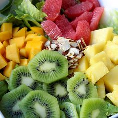 Tropical Detox Salad