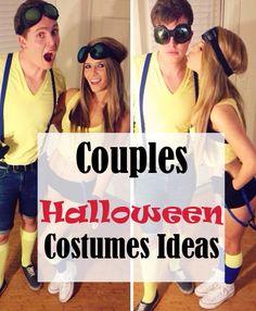 Couples halloween costume ideas!