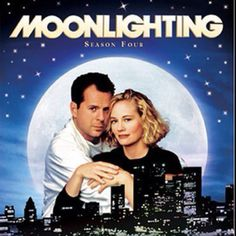 Blue moon detective agency. They were SO good! ♥ Bruce Willis was swell!