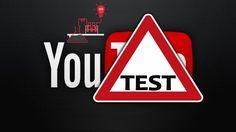Welcher Youtuber passt zu dir - Der TEST Youtuber, Different Games, Logos, School, Logo