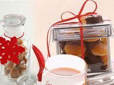 Biscotti in barattolo: regalo di Natale home-made! | Sulla scrivania ...