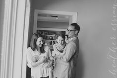 Sweet moments captured. Lifestyle newborn family photography: Heather Essian