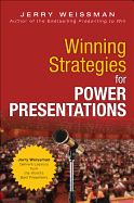 """I'm reading """"Winning Strategies for Power Presentations: Jerry Weissman Delivers Lessons from the World's Best Presenters"""" by  Jerry Weissman at the Uniondale Public Library Business bookclub. """"NONECraft and deliver outstanding presentations, speeches, demos, and more! Learn how, from the world's"""