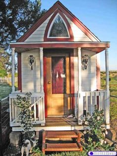 i love tiny houses | Tiny houses: Who needs square footage anyway? (26 photos) » tiny ...