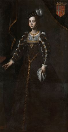 Beatrice of Portugal was Duchess of Savoy by marriage. She was the Sovereign Countess of Asti from 1531 to Renaissance Gown, Renaissance Fashion, Renaissance Clothing, Historical Clothing, Portuguese Royal Family, History Of Portugal, Royal Monarchy, Old Portraits, Baroque Art